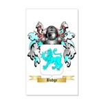 Budge 35x21 Wall Decal