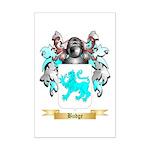 Budge Mini Poster Print