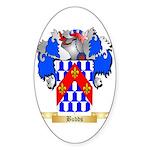 Budds Sticker (Oval 50 pk)