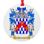 Budden Round Ornament