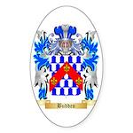 Budden Sticker (Oval 50 pk)