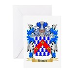 Budden Greeting Cards (Pk of 20)