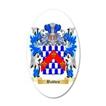 Budden 35x21 Oval Wall Decal