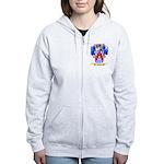 Budd Women's Zip Hoodie
