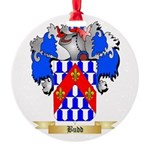 Budd Round Ornament
