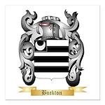Buckton Square Car Magnet 3