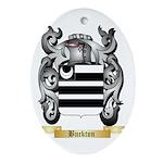 Buckton Ornament (Oval)