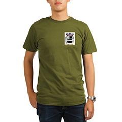 Buckston Organic Men's T-Shirt (dark)
