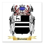 Buckston Square Car Magnet 3