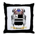 Buckson Throw Pillow