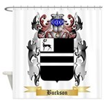 Buckson Shower Curtain