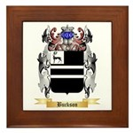 Buckson Framed Tile
