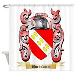 Bucksboim Shower Curtain