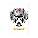 Buckley Sticker (Rectangle 50 pk)