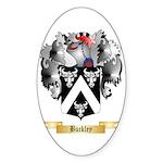 Buckley Sticker (Oval 50 pk)