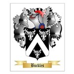 Buckles Small Poster