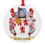 Buckland Round Ornament