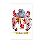 Buckland Sticker (Rectangle)