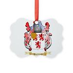 Buckland Picture Ornament