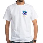 Buckingham White T-Shirt