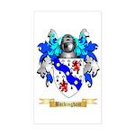 Buckingham Sticker (Rectangle)