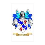 Buckingham Sticker (Rectangle 50 pk)