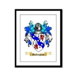 Buckingham Framed Panel Print
