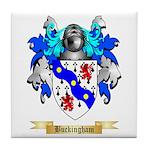 Buckingham Tile Coaster