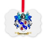 Buckingham Picture Ornament