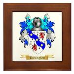 Buckingham Framed Tile