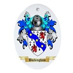 Buckingham Ornament (Oval)