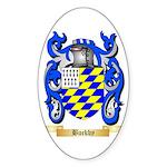 Buckby Sticker (Oval)