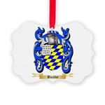 Buckby Picture Ornament
