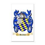 Buckbee Rectangle Car Magnet