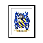 Buckbee Framed Panel Print
