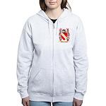 Buchsenboim Women's Zip Hoodie