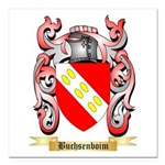 Buchsenboim Square Car Magnet 3