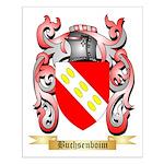 Buchsenboim Small Poster