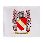 Buchsenboim Throw Blanket