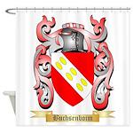 Buchsenboim Shower Curtain