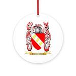Buchsenboim Ornament (Round)
