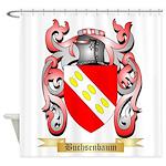 Buchsenbaum Shower Curtain
