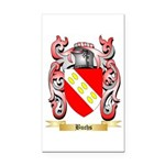 Buchs Rectangle Car Magnet