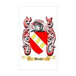 Buchs Sticker (Rectangle)