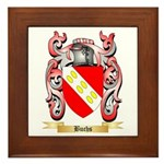Buchs Framed Tile