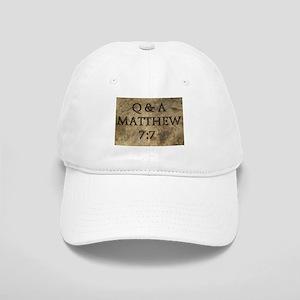 Q A Baseball Cap