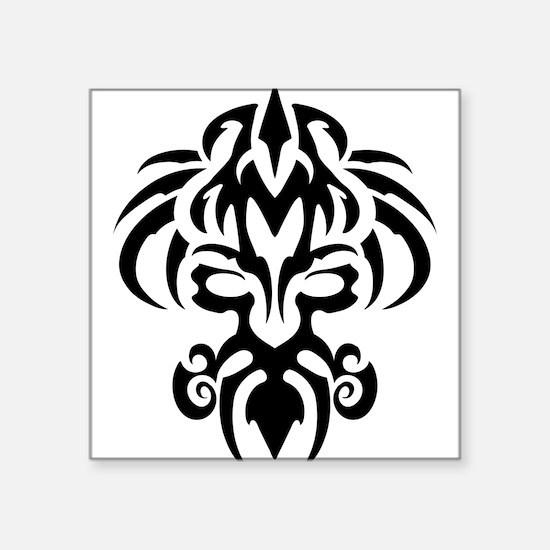 maori tatoo Sticker