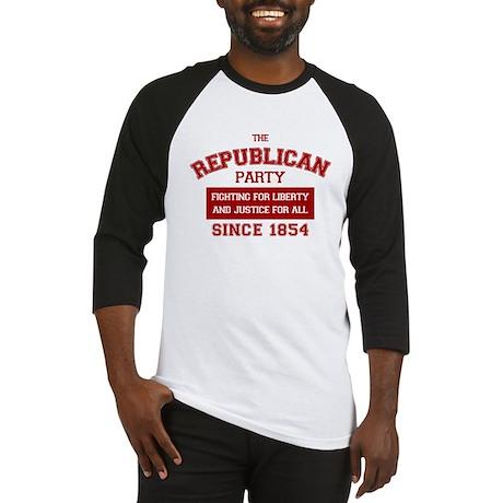 Republican Since 1854 (red print, box) Baseball Je
