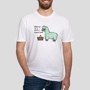 Alpaca Lunch T-Shirt