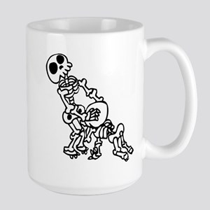 Blowjob bones Mug